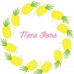 mens items